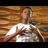 """Pharrell's """"Happy"""" in ASL by Deaf Film Camp at CM7"""
