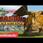 Buffalord | DRAGONS: RACE TO THE EDGE