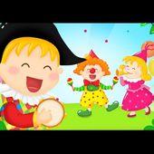 La chanson du carnaval - Mardi gras - Comptine pour enfants