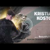 EUROVISION BULGARIA Kristian Kostov - Beautiful Mess (Baron Grand Sunset RMX) - LE NIGHT CLUB DU PANDA