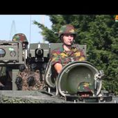 Belgian army military parade National Day Belgium 21 July 2015 fête nationale défilé militaire