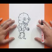 Como dibujar a Sumo paso a paso - Clarence | How to draw Sumo - Clarence