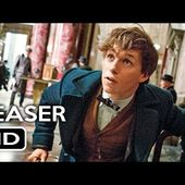 Fantastic Beasts and Where to Find Them Teaser Trailer #1 (2016) J.K. Rowling Fantasy Movie HD