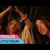 The Little Hours 2017 Red Band Trailer