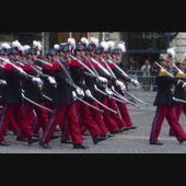 Musique Militaire : Les Casos - Saint-Cyr