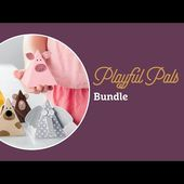 Playful Pals Bundle by Stampin' Up!