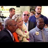 """Marine Le Pen : quand on parle d'etre humain on ne dit pas """"du comorien"""" mais des comoriens"""
