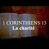 """Vidéo : """"S'il me manque l'amour"""" (Première lettre de saint Paul Apôtre aux Corinthiens) - KT42 portail pour le caté"""