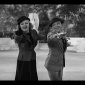 Fred Astaire and Ginger Rogers - Let's Call The Whole Thing Off HQ
