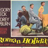 """""""Roman Holiday"""" (1953, William Wyler) -- Main Title by Georges Auric"""