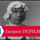 """Jacques Dufilho """"Victorine faisant la visite du château"""" - Archive INA"""