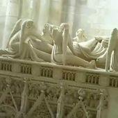 Goldwing Unsersbande le monastère de Alcobaca 1