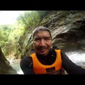 CANYONING IN BILIRAN WITH FRENCH