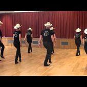 WATCHA RECKON Line Dance (Dance & Teach in French)