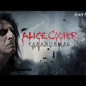 """Alice Cooper """"Paranormal"""" Official Lyric video"""