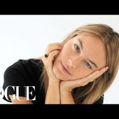 Camille Rowe - Model Wall - Vogue Diaries