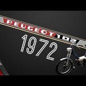 Teaser Peugeot 102 (1972) HD