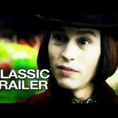Charlie and the Chocolate Factory (2005) Official Trailer #1 - Johnny Depp Movie HD