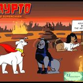 Ces dessins animés-là qui NE méritent PAS qu'on s'en souvienne - Single 9 - Krypto le superchien
