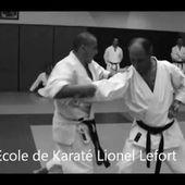 Ecole de karaté Lionel Lefort