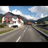 05 Unserbande goldwing Tirol 2015 Bregenz vers Schoppernau