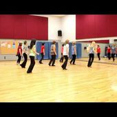 Friday - Line Dance (Dance & Teach in English & 中文)