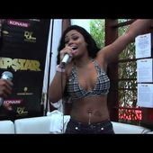 Blac Chyna Plays Def Jam Rapstar In Miami