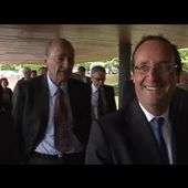 "Jacques Chirac : ""Je voterai pour Fr. Hollande"""
