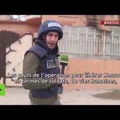 Mossoul SOS : victimes civiles, ville ruinée par les frappes de la coalition occidentale