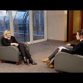 L'interview de Marine Le Pen - Version intégrale