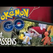 Pokemon Go Feat G. Brassens