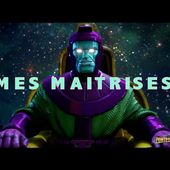 Marvel contest of champions mes maîtrises