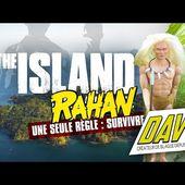 Davy clash Gilles de The Island