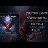 """Primal Fear - """"If Looks Could Kill"""" (Official Audio)"""