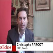 Interview de Christophe PARCOT, COO - TEADS