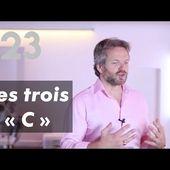 23 - Les 3 C coaching - neuroscience - psychologie