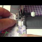 How to Sew Hexagons By Machine for Grandmother's Flower Garden