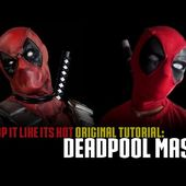 Deadpool Mask Tutorial