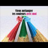 Chant : Viens mélanger tes couleurs - KT42 portail pour le caté