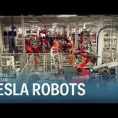 Meet 'Iceman' and 'Wolverine' - the 2 coolest robots in Tesla's factory
