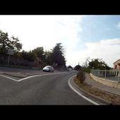 Goldwing Unsersbande de Palud sur Verdon jusqu'à Marseille 4