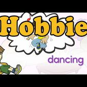 Hobbies Vocabulary - Vocabulary Chant for Kids by ELF Learning