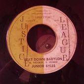 """Junior Byles """"Beat Down Babylon"""""""