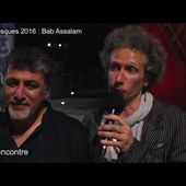 ARABESQUES 2016, ep. 1 : Bab Assalam - Paris, 25-05-2016