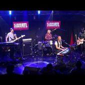 Calogero - Le portrait en live dans le Grand Studio RTL