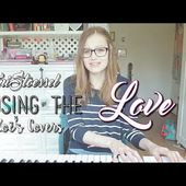 Cover #34 ~ Losing the Love - TINI STOESSEL
