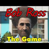 The Bob Ross Video Game - The Joy of Painting in Fallout 4