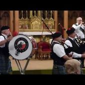 Suite Bretonne par le Celtic Ried's Pipers