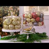 ASK MARTHA: Using Ornaments off the Tree - Martha Stewart