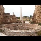 Ancient City of Salamis Ruins, Cyprus
